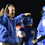 Joshua ISD names former Krum coach Gary Robinson as Owls' new head football coach!