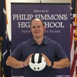 IRON HORSE VOLLEYBALL NAMES FIRST HEAD COACH