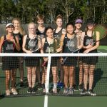 GIRLS TENNIS 18-19