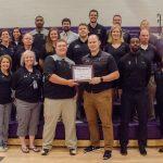Philip Simmons High School earns SCHSL Award of Excellence