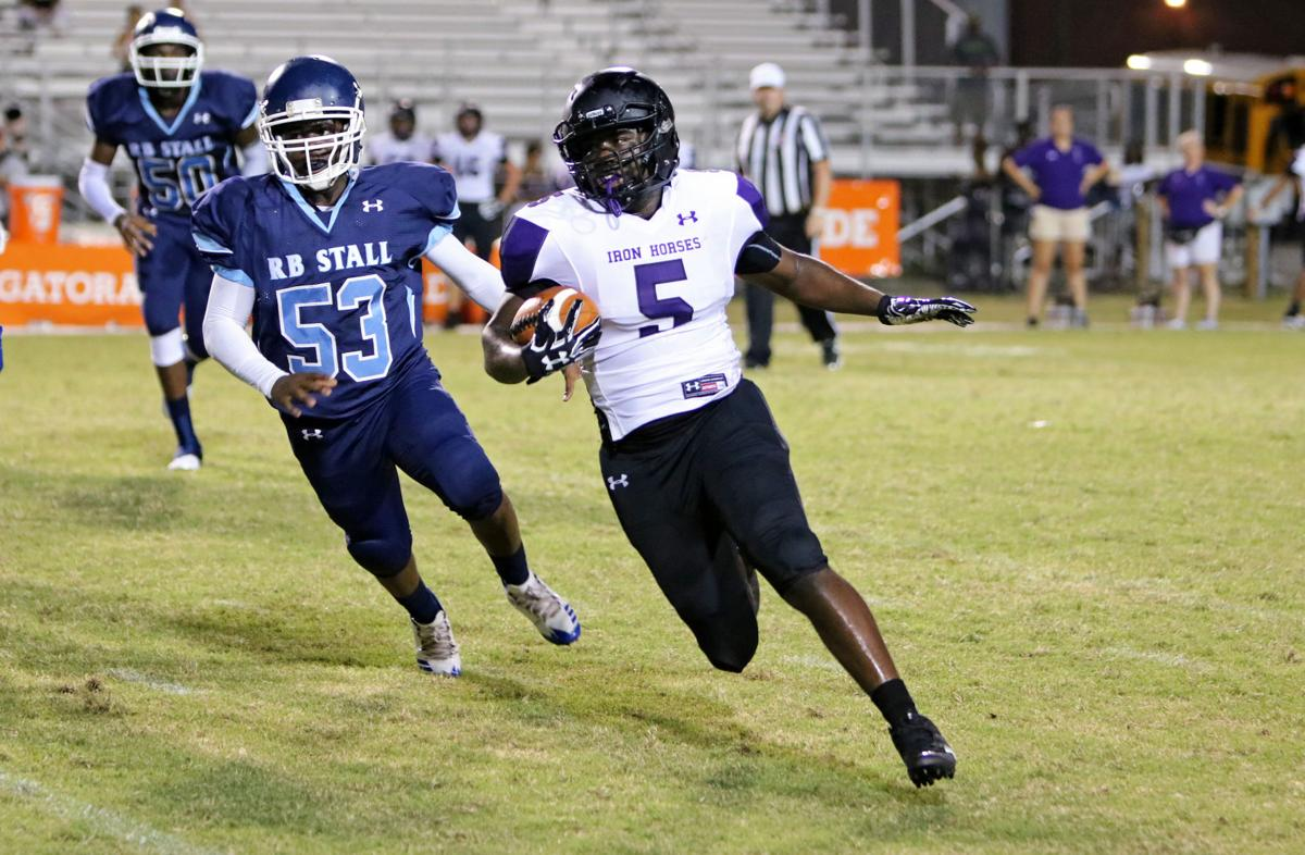 Javier Collins-Smith Named Lowcountry Player of the Week!