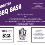 Booster BBQ Bash