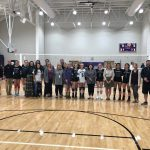 Volleyball honors great teachers