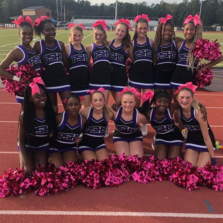 Cheer fundraiser – Spring Athlete Buttons