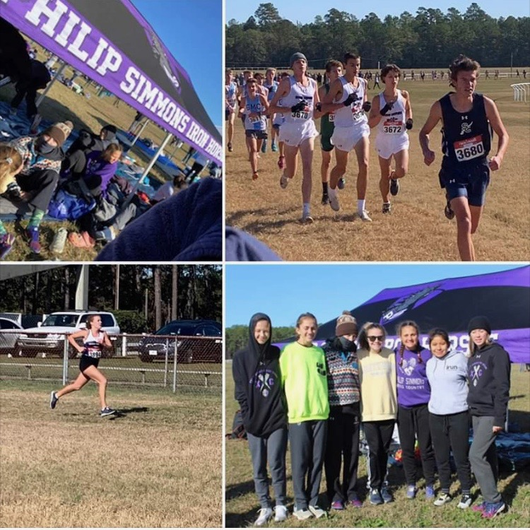 Cross Country is going to STATES!