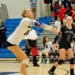 Volleyball goes to LOWER STATE