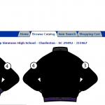 ORDER YOUR PHILIP SIMMONS LETTER JACKETS!
