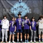 Boys tennis Tournament Champions