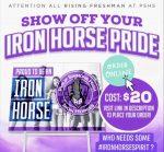 Iron Horse Swag