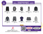 AVOID THE CROWDS, GET YOUR IRON HORSE FOOTBALL GEAR ONLINE!