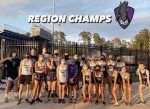 PSH Cross Country Region Champions