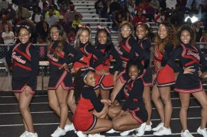 Cheerleaders 2015-2016