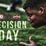 Former Auburn commit Quinnen Williams deciding next week, has 3 finalists