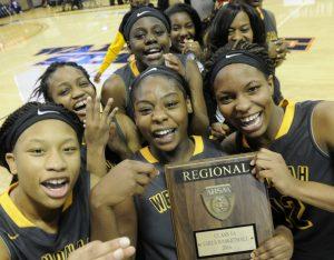 NW Region Champions