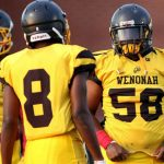 Wenonah 42 – Brooks (Killen) 14