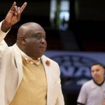 Coach Emanuel Bell fights lung cancer while pacing Wenonah sideline