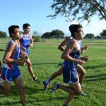Boys Cross Country at Meet of Champions!