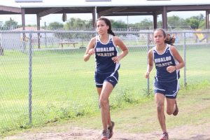 Lady Pirates Cross Country MEET OF CHAMPS
