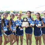 Hidalgo Mighty Lady Pirates Take 1st Place at Meet of Champs