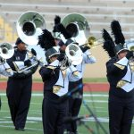 Mighty Pirate Marching Band Earns Division 1 at Pigskin!