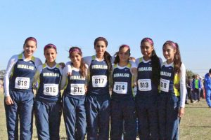 Lady Pirates at Regionals