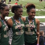 Warrior Track Teams Compete At The Houston Track Classic