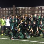 Warrior Soccer Wins the SCIAA Championship