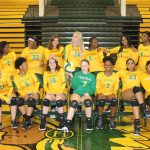 Did you Know These Lady Warriors are 12-1 This Year???