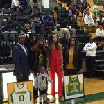 #13 Nina Davis Back @ The High School