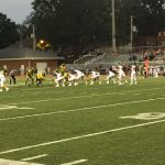 Warriors Pick Up First Win vs. Collierville 35-28