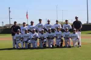 Viking Baseball 2015