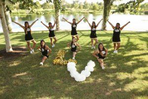 Cheer Fall Sports 2015