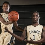 Lanier's postseason push led by senior-freshman duo