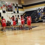 Lady Viks Stay Perfect in District Play
