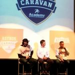 Astros Caravan Makes Stop at Lanier HS