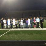 Lanier High School Boys Varsity Soccer ties Eastside Memorial 1-1