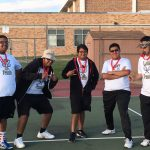 Lanier JV Tennis Brings home 6 Medals!