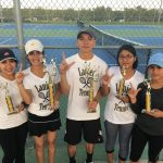 Lanier Tennis Advances to the Regional Tournament