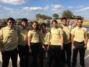 Viking Golf Competes at District Tournament