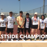 Lanier Tennis Brings Home 7 Medals