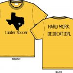 Girls Soccer Spirit Shirts