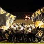 Viking Football Armed Services Night
