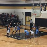 Lady Viks Open District with Win Over Raiders