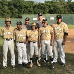 Viking Baseball Honors Seniors