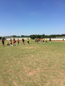 1st Annual Lanier Soccer Camp