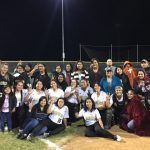 Lanier Softball beats the Travis Rebels!