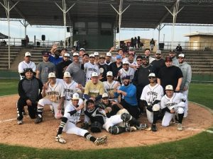 Viking Baseball Alumni Game