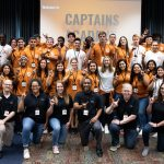Viking Athletes Attend Leadership Academy at Univ. Texas