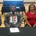 Senior Khile Shores signs with Texas Lutheran