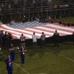 Coleman High School's 911 Tribute
